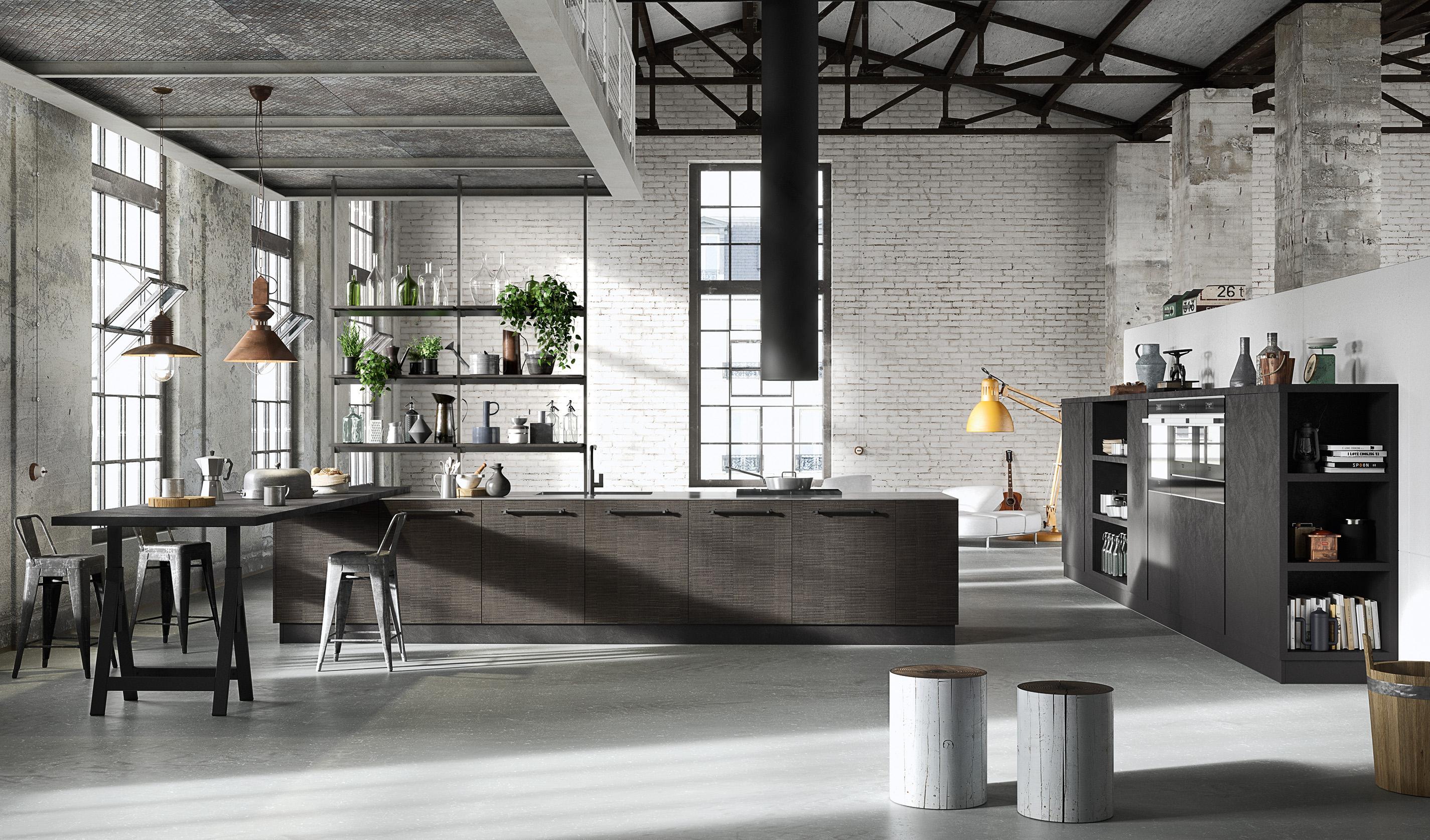 Cucina trama mobili martinelli for Martinelli arredamenti