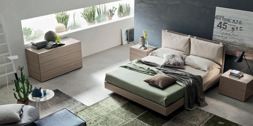 Zona notte page 2 mobili martinelli for Martinelli mobili trento