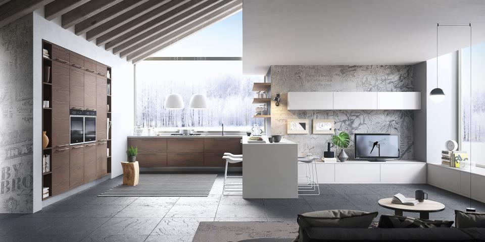 Cucina Zoe Design